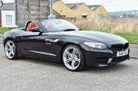 USED 2012 12 BMW Z4 3.0 Z4 SDRIVE30I M SPORT HIGHLINE EDITION 2d AUTO 254 BHP
