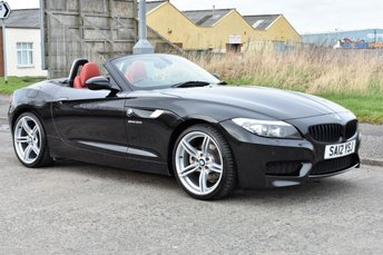 2012 BMW Z4 3.0 Z4 SDRIVE30I M SPORT HIGHLINE EDITION 2d AUTO 254 BHP £14990.00
