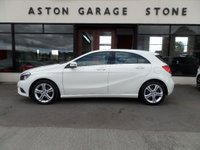 USED 2015 15 MERCEDES-BENZ A CLASS 1.5 A180 CDI SPORT EDITION 5d AUTO 107 BHP **SAT NAV** ** REVERSE CAMERA * NAV * LEATHER **