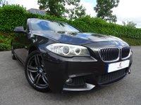 2011 BMW 5 SERIES 2.0 520D M SPORT 4d 181 BHP £7995.00