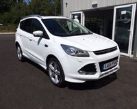 USED 2014 64 FORD KUGA 2.0 TDCI TITANIUM X SPORT AUTOMATIC AWD 160 BHP THIS VEHICLE IS AT SITE 2 - TO VIEW CALL US ON 01903 323333