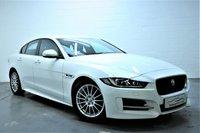 2015 JAGUAR XE 2.0 R-SPORT 4d AUTO 161 BHP £13395.00