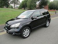 USED 2007 57 HONDA CR-V 2.2 I-CTDI ES 5d 139 BHP LOTS OF SERVICE HISTORY - 3 OWNERS FROM NEW - 108,000 GUARANTEED MILES - DIESEL