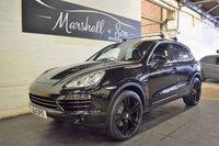 2011 PORSCHE CAYENNE 3.0 D V6 TIPTRONIC S 5d AUTO 240 BHP £22999.00