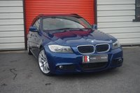 USED 2010 BMW 3 SERIES 2.0 320D M SPORT BUSINESS EDITION TOURING 5d 181 BHP