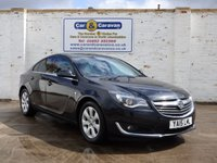 USED 2015 15 VAUXHALL INSIGNIA 2.0 SRI NAV CDTI ECOFLEX S/S 5d 138 BHP Full Vauxhall History HugeSpec 0% Deposit Finance Available