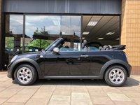 2015 MINI CONVERTIBLE 1.6 COOPER [PEPPER PK] 2d AUTO 122 BHP
