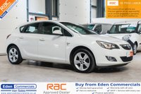 2010 VAUXHALL ASTRA 1.4 SRI 5d 98 BHP *PX TO CLEAR* £3750.00