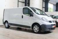 2009 RENAULT TRAFIC 2.5 LL29 DCI 150 FAP LWB LC 150 BHP *TRADE VEHICLE TO CLEAR* £3995.00