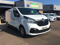 2016 RENAULT TRAFIC 1.6 LL29 BUSINESS PLUS DCI 1d 120 BHP £11895.00