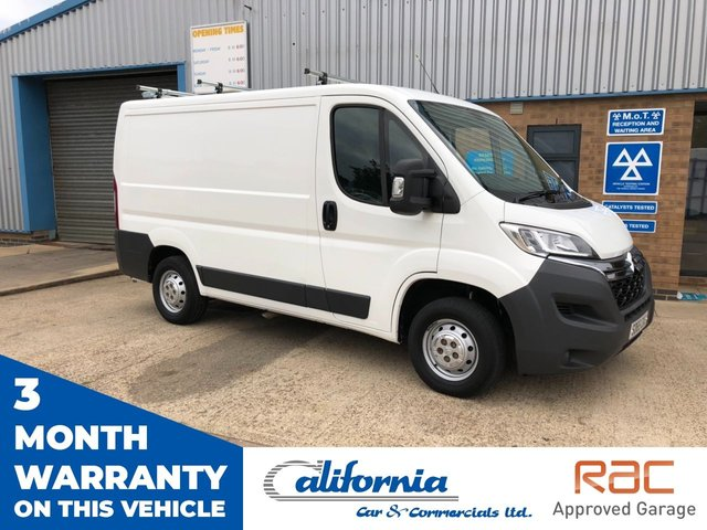 View our CITROEN RELAY 30 L1H1 ENTERPRISE HDI