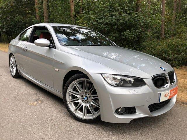 2009 BMW 3 Series 335d M Sport Highline £12,495