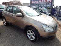 USED 2007 07 NISSAN QASHQAI 1.5 TEKNA DCI 5d 105 BHP BROWN LEATHER, PANORAMIC SUNROOF, FULL SERVICE HISTORY