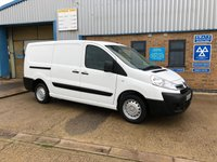 2015 CITROEN DISPATCH 2.0 1200 L2H1 ENTERPRISE HDI 1d 126 BHP £8495.00