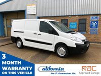 USED 2015 65 CITROEN DISPATCH 2.0 1200 L2H1 ENTERPRISE HDI 1d 126 BHP ***FINANCE AVAILABLE *** CALL NOW OR APPLY ONLINE -  MORE IN STOCK!!! CHOICE OF 6 VANS.