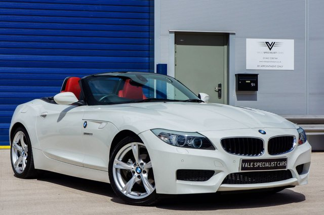2012 62 BMW Z4 2.0 Z4 SDRIVE20I M SPORT ROADSTER 2d AUTO