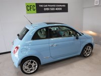 USED 2011 61 FIAT 500 1.2 LOUNGE 3d 69 BHP FIAT SERVICE HISTORY THIS CAR HAS BEEN CHERISHED, ITS A HOST OF EXTRAS INC, USB,AUX, DAB RADIO, ICE COLD AIR CON, MULTI FUNCTION STEERING WHEEL,FRONT FOG, ELEC WINDOWS, MIRRORS BLUE TOOTH PHONE PREP