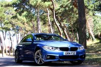 2014 BMW 4 SERIES 435I M SPORT AUTO  £SOLD