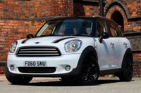 USED 2011 60 MINI COUNTRYMAN 1.6 Cooper D (Chili) 5dr **NOW SOLD**