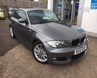 USED 2010 10 BMW 1 SERIES 2.0 120D M SPORT 2d 175 BHP