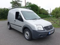 2013 FORD TRANSIT CONNECT T230 LWB 1.8 TDCI 110 BHP £6995.00