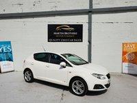 2011 SEAT IBIZA 1.4 SE COPA 5d 85 BHP £4515.00