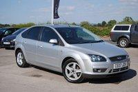 2007 FORD FOCUS 1.6 TITANIUM 5d 116 BHP £1775.00