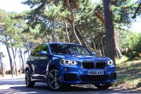 2017 BMW X1 2.0 XDRIVE20i M SPORT 5d AUTO 190 BHP £SOLD