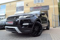 USED 2014 64 LAND ROVER RANGE ROVER EVOQUE 2.2 SD4 DYNAMIC 190 BHP