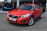 2012 VOLVO C30 2.0 SE LUX 3d 145 BHP £7490.00