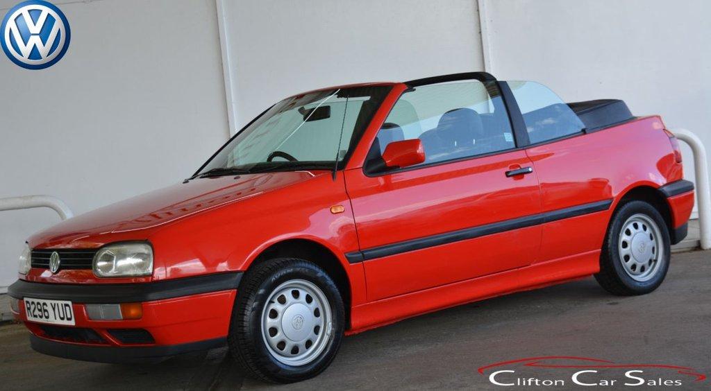 1998 Volkswagen Golf Cabriolet 3990