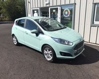 USED 2016 16 FORD FIESTA 1.0 ZETEC ECOBOOST (100PS) THIS VEHICLE IS AT SITE 2 - TO VIEW CALL US ON 01903 323333