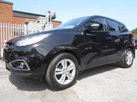2010 HYUNDAI IX35 2.0 STYLE CRDI 4WD 5d 134 BHP £6495.00