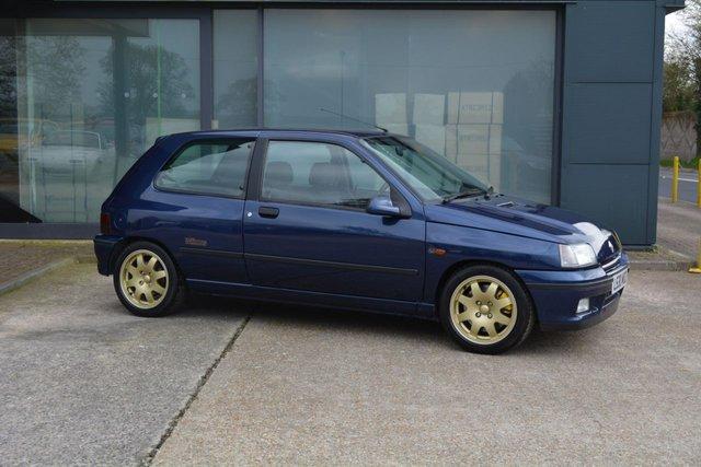 1994 RENAULT CLIO 2.0 WILLIAMS 16V 3d 146 BHP