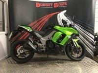 2011 KAWASAKI Z1000SX 1043cc ZX 1000 GBF  £4790.00