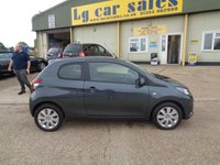 USED 2014 64 PEUGEOT 108 1.0 ACTIVE 3d 68 BHP