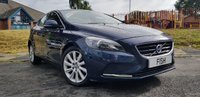 USED 2012 62 VOLVO V40 1.6 D2 SE LUX 5d 113BHP 1FORMER KEEPER+FULL LEATHER+