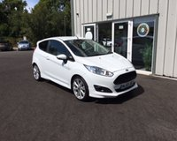 USED 2013 63 FORD FIESTA 1.0 ZETEC S  NAVIGATOR ECOBOOST (125ps) 3d THIS VEHICLE IS AT SITE 1 - TO VIEW CALL US ON 01903 892224