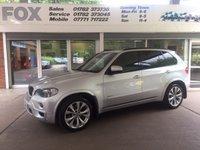 USED 2009 P BMW X5 3.0 XDRIVE30D M SPORT 5d AUTO 232 BHP