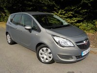 USED 2015 15 VAUXHALL MERIVA 1.4 EXCLUSIV AC 5d AUTO 118 BHP * 1 Owner from New*