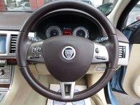 USED 2010 60 JAGUAR XF 3.0 V6 LUXURY 4d AUTO 240 BHP ** NAV * LEATHER ** ** **JAGUAR SERVICE HISTORY**