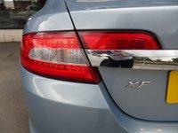 USED 2010 60 JAGUAR XF 3.0 D V6 LUXURY 4d AUTO 240 BHP ** NAV * LEATHER ** ** **JAGUAR SERVICE HISTORY**