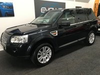 USED 2007 57 LAND ROVER FREELANDER 2.2 TD4 HSE 5d 159 BHP FMDSH, ONE OWNER, TOP SPEC, MUST SEE!