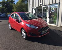 USED 2015 FORD FIESTA 1.25 ZETEC THIS VEHICLE IS AT SITE 2 - TO VIEW CALL US ON 01903 323333