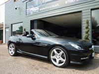 2013 MERCEDES-BENZ SLK 2.1 SLK250 CDI BLUEEFFICIENCY AMG SPORT 2d AUTO 204 BHP £SOLD
