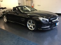 2012 MERCEDES-BENZ SL 3.5 SL350 2d AUTO 306 BHP £SOLD