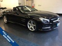 2012 MERCEDES-BENZ SL 3.5 SL350 2d AUTO 306 BHP £27000.00