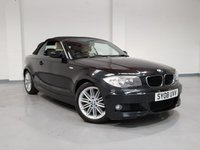 USED 2008 08 BMW 1 SERIES 2.0 118I M SPORT 2d 141 BHP Full Cream Leather Upholstery & No Deposit Low Rate Finance Available