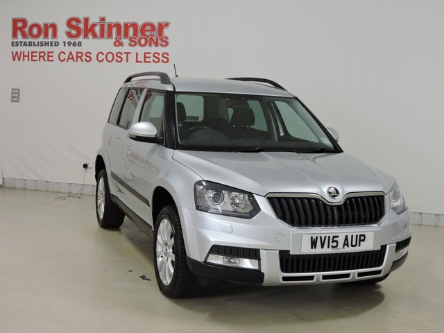 View our 2015 15 SKODA YETI 2.0 OUTDOOR SE BUSINESS TDI CR DSG 5d AUTO 138 BHP