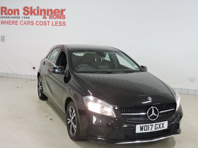 View our 2017 17 MERCEDES-BENZ A-CLASS 2.1 A 200 D SE EXECUTIVE 5d 134 BHP